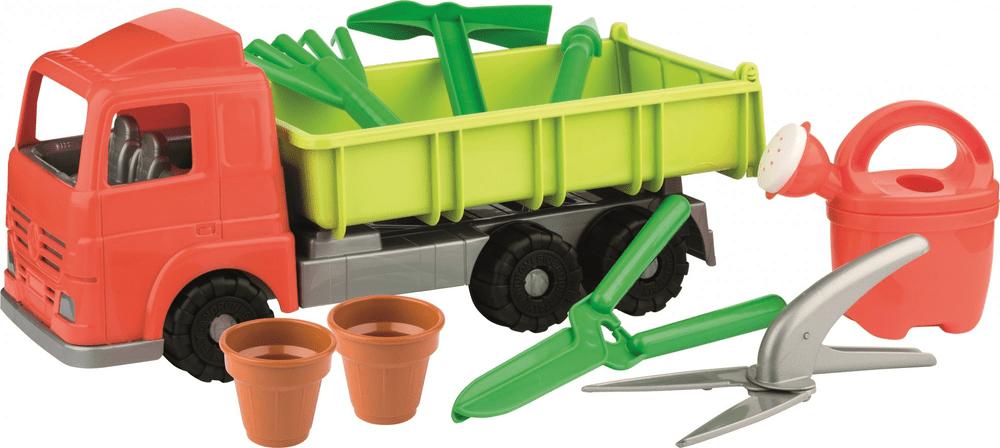 Androni Zahradní náklaďák Green Garden