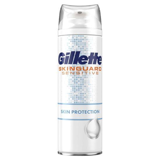 Gillette Skinguard pena na holenie 250 ml