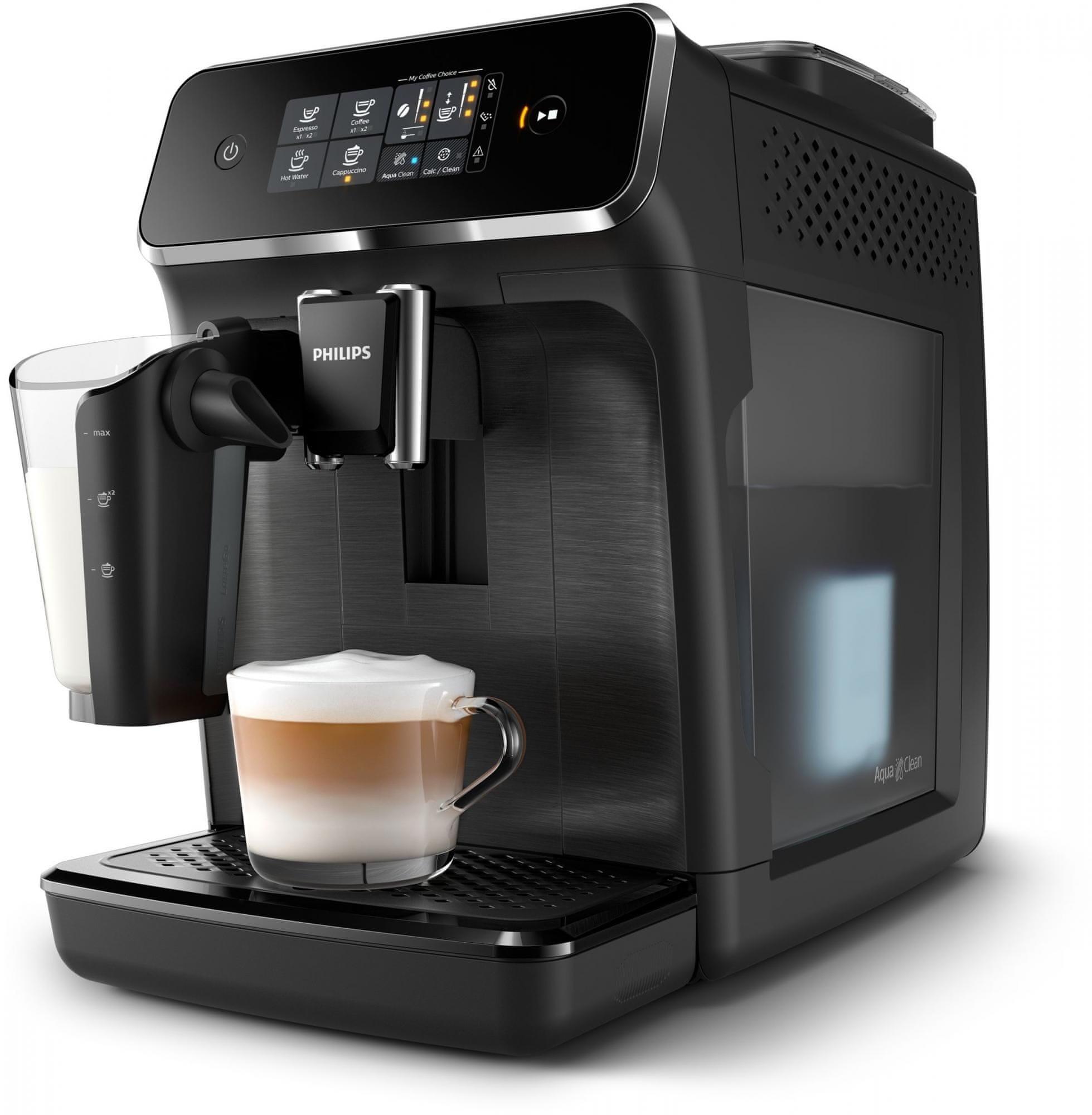 Kávovar Philips Series 2200 LatteGo EP2230/10