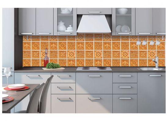 Dimex Fototapeta do kuchyne KI-260-080 Žulové dlaždice 60 x 260 cm