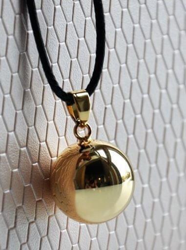 MummyBell Aranyozott aranyozott nyaklánc AZ20