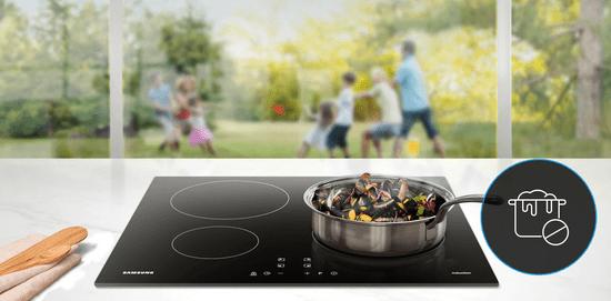 Samsung NZ64M3NM1BB/OL indukcijska kuhalna plošča