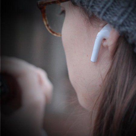 Trevi Bluetooth slušalke z mikrofonom HMP 1220 AIR mini, bele