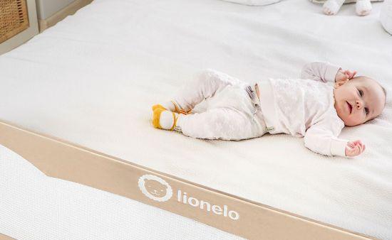 Lionelo Zábrana do postele EVA - použité