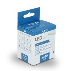 Forever LED žárovka GU10 8W studená bílá