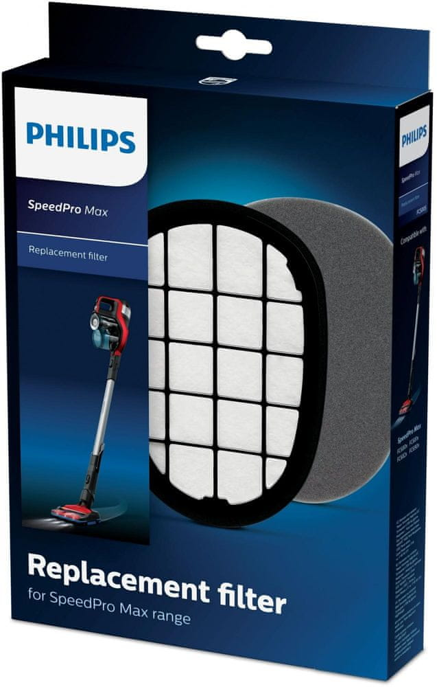Philips FC5005/01 náhradní filtry pro Philips SpeedPro Max a SpeedPro Max Aqua