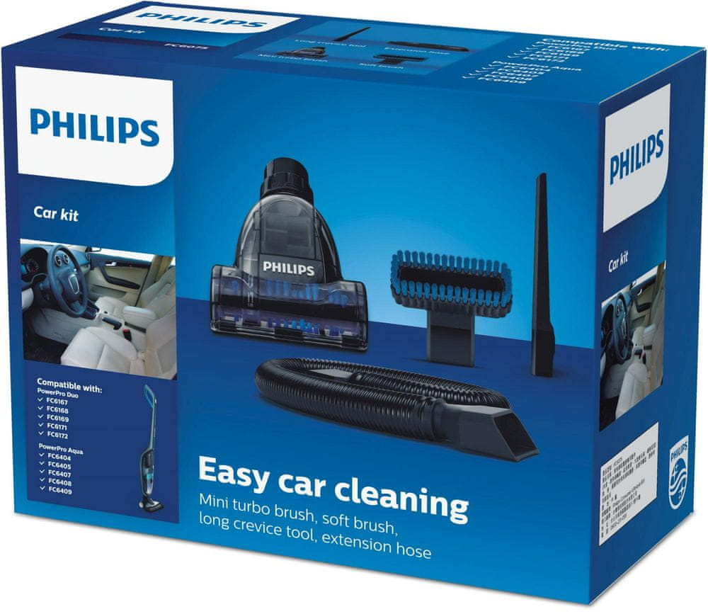 Philips FC6075/01 sada do auta pro Philips PowerPro