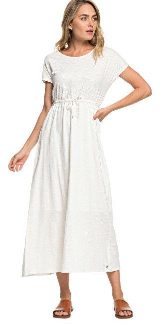 5424d7fd8 Roxy Dámské šaty Wavelines Marshmallow ERJKD03251-WBT0 (Velikost M)