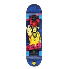 Nils Extreme skateboard CR 3108 SA Monkey
