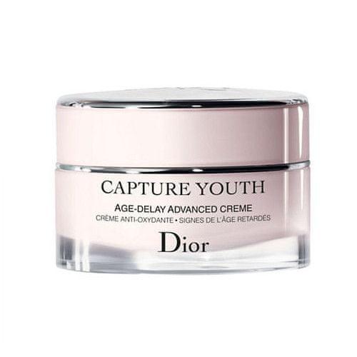 Dior Denní krém proti prvním vráskám Capture Youth (Age-Delay Advanced Creme) 50 ml