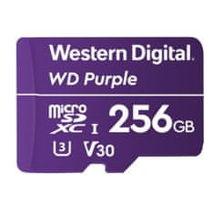 Western Digital kartica Purple MicroSD 256GB