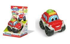 Clementoni avto Baby Jeep zvok šk. 17178