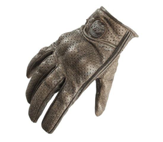 NAZRAN dámske rukavice Diego W brown