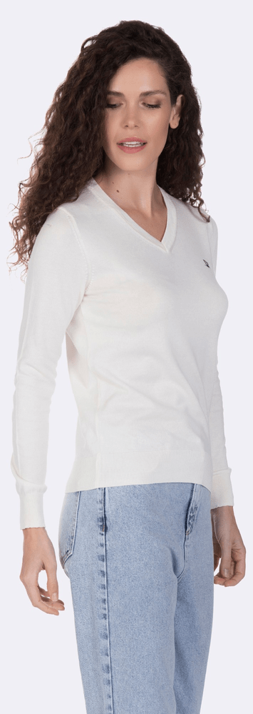 Giorgio Di Mare dámský svetr XL bílá