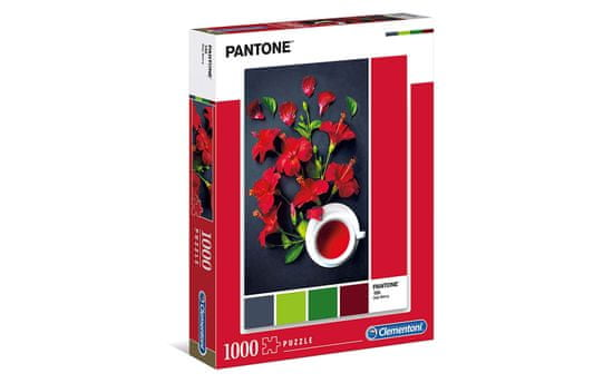 Clementoni slagalica HCQ Collection - Pantone Goji Berry 39494