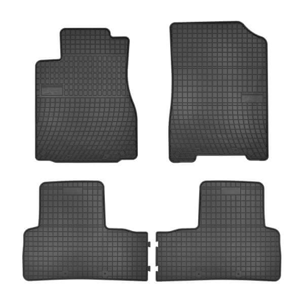 MAMMOOTH Koberce gumové, Honda CR-V IV (SUV) od 01.2012, sada 4 ks, černé