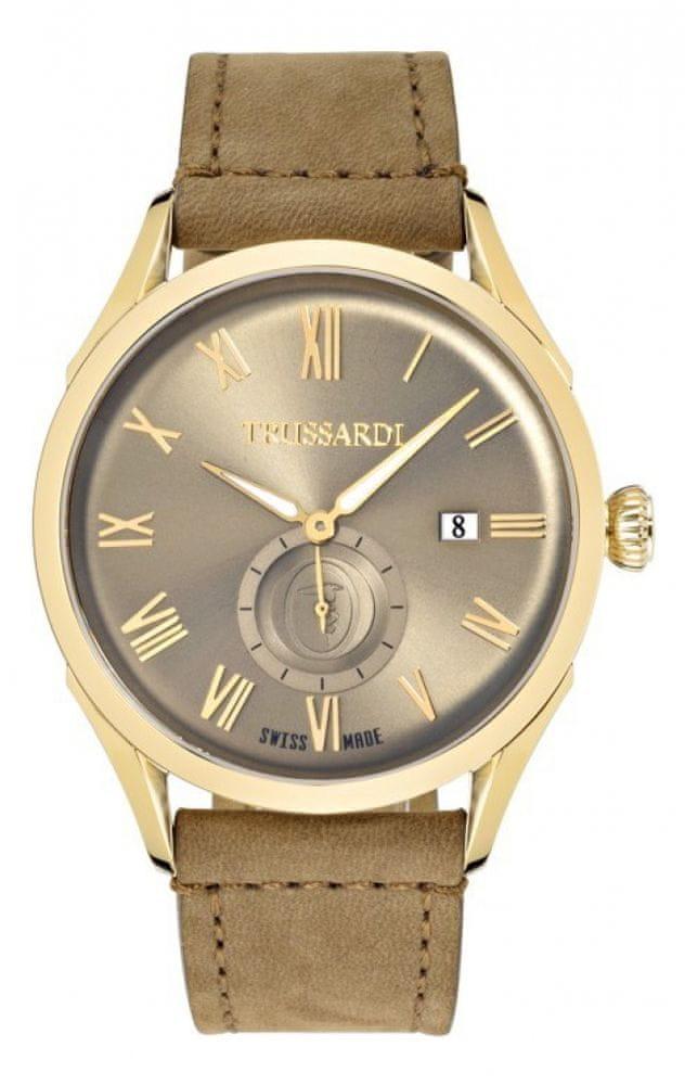 Trussardi pánské hodinky Milano R2451105002
