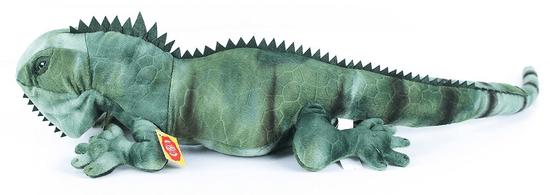Rappa pluszowy iguana zielona, 70 cm