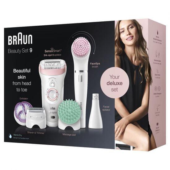 Braun Silk-épil Beauty Set 9 9-995