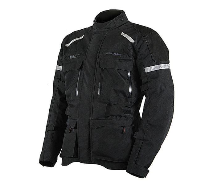 NAZRAN bunda Montana black/black vel. 6XL