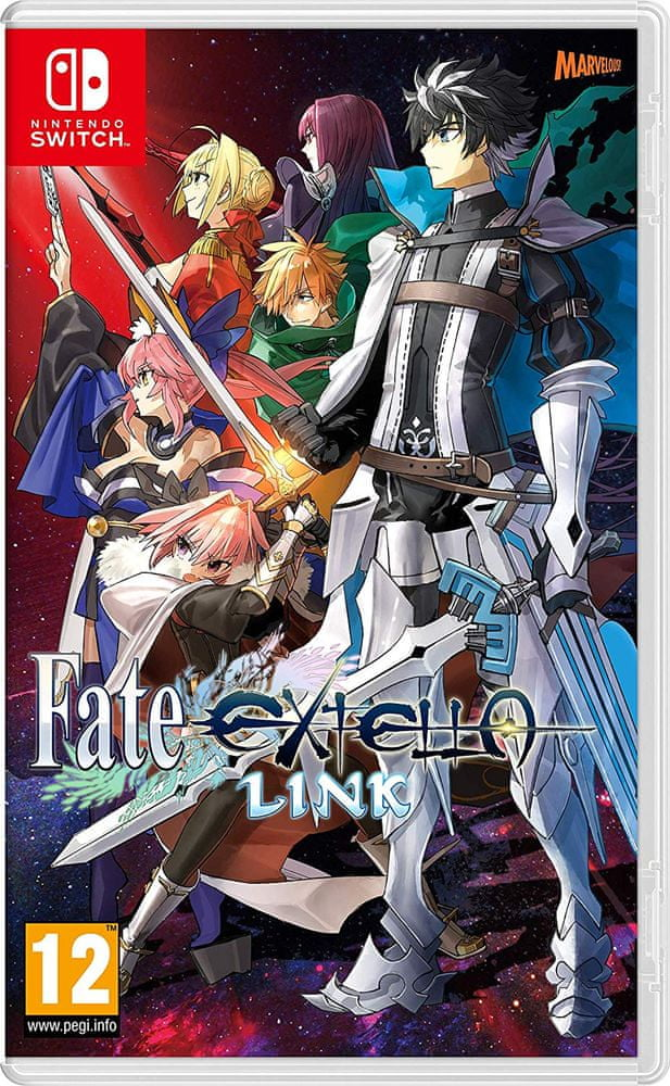 Fate/EXTELLA LINK (SWITCH)