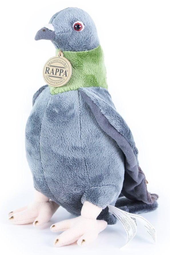 Rappa Plyšový holub, 23 cm