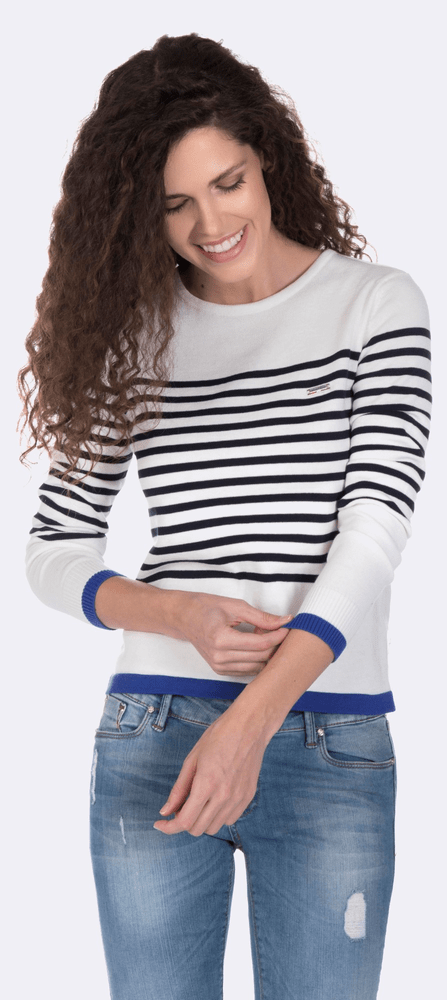 Giorgio Di Mare dámský svetr L bílá