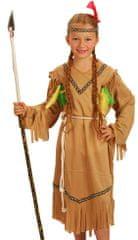 Rappa Karnevalový kostým indiánka vel. M