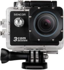 SENCOR 3CAM 4K04WR - použité