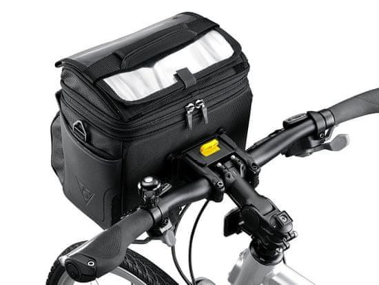 Topeak Kolesarska torba za krmilo Topeak Tourguide Handlebar Bag DX