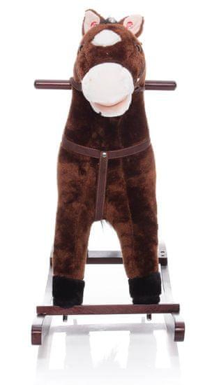 ZOPA Hojdací kôň tmavo hnedý Twinkie