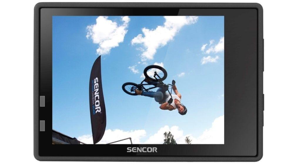 Sencor 3CAM 4K04WR 4K Full HD video