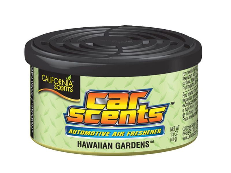 California Scents Osvěžovač vzduchu Havajské zahrady