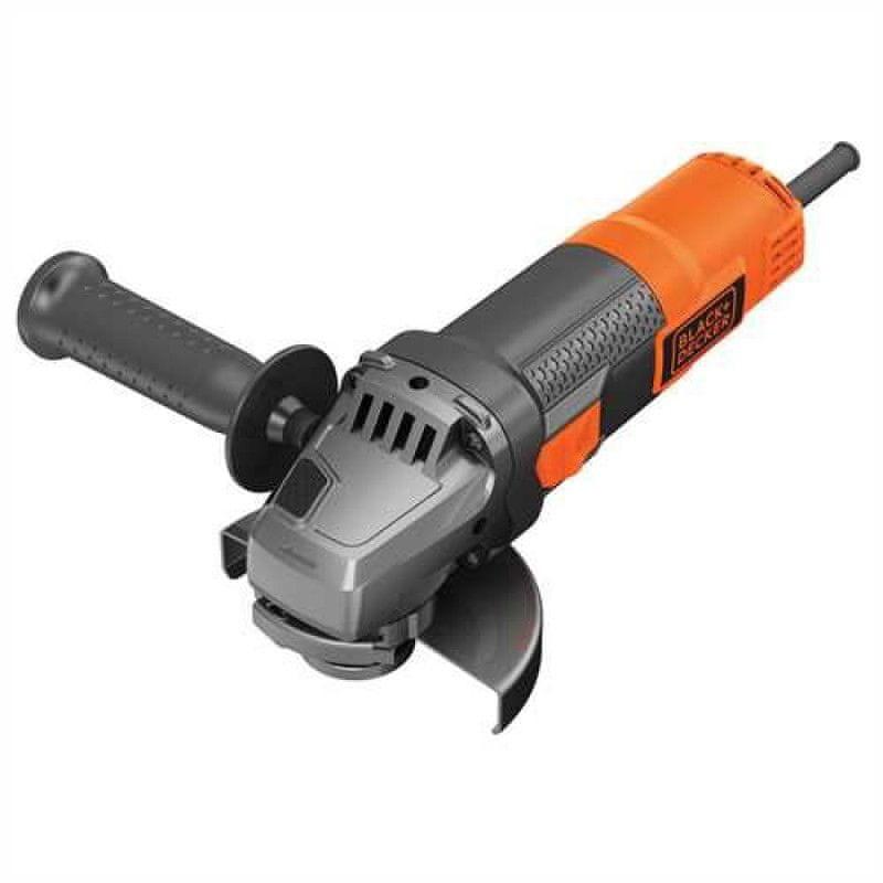 Black+Decker Úhlová bruska 900W 125mm BEG220-QS