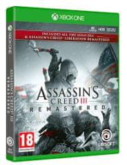 Ubisoft igra Assassin's Creed III: Liberation - HD Remastered (Xbox One)