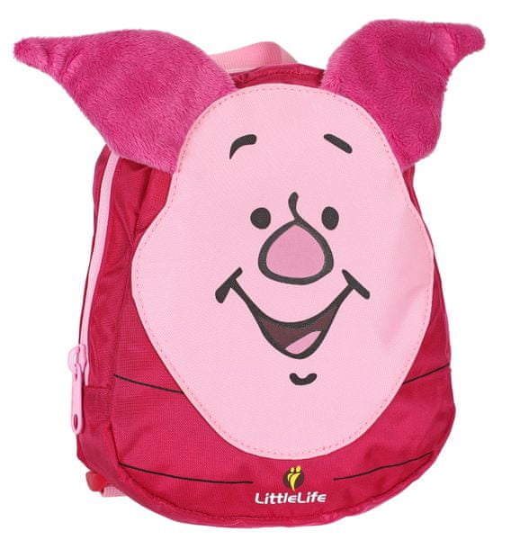 LittleLife Disney Toddler Backpack - Piglet