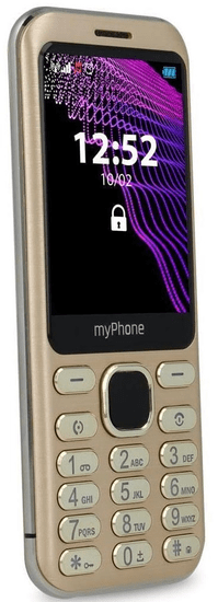 myPhone Maestro, złoty