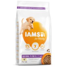 IAMS Dog Puppy Large Chicken 3 kg