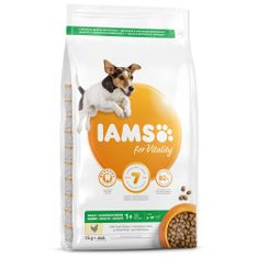 IAMS Dog Adult Small&Medium Chicken 3 kg