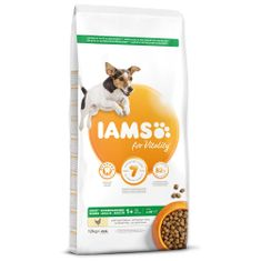 IAMS Dog Adult Small&Medium Chicken 12 kg