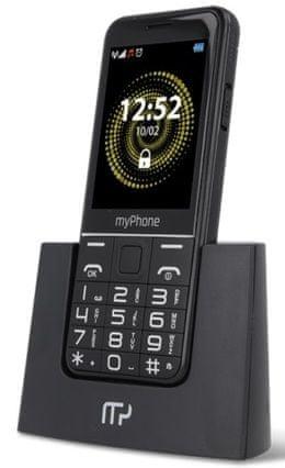 myPhone Halo Q - rozbaleno