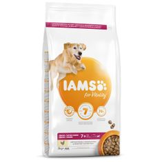IAMS Dog Senior Large Chicken 3 kg