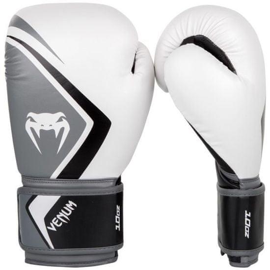 "VENUM Boxerské rukavice ""Contender 2.0"", šedá 14oz"