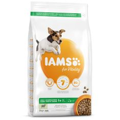 IAMS Dog Adult Small&Medium Lamb 3 kg