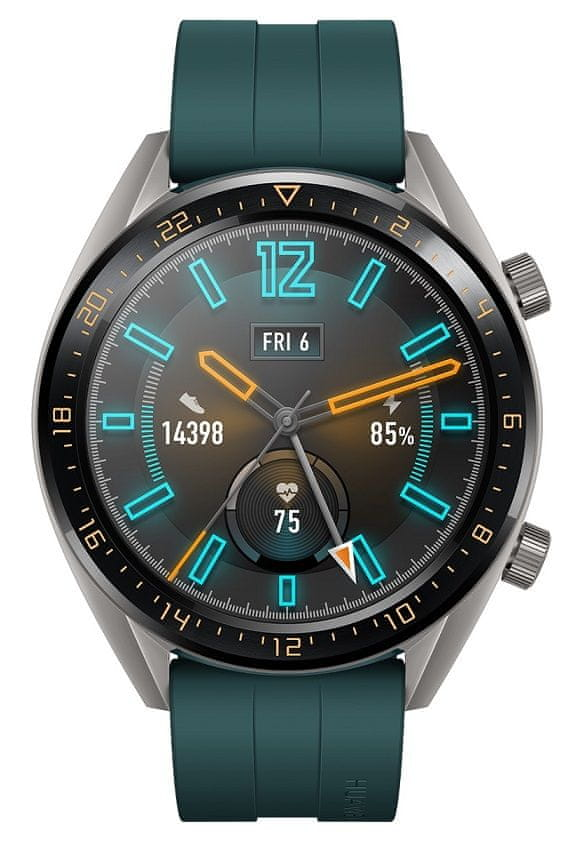 Huawei Watch GT Active, Dark Green
