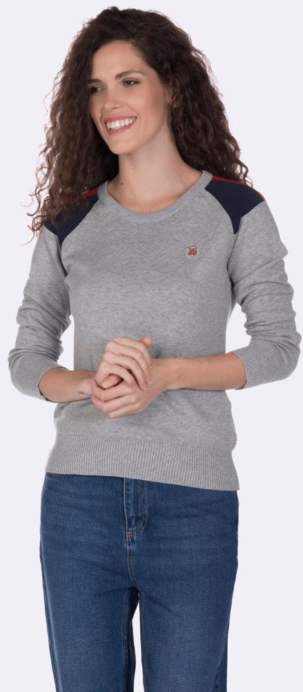 Giorgio Di Mare dámský svetr XL šedá
