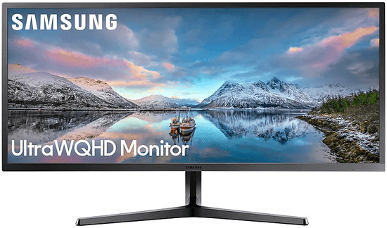"Samsung monitor S34J550WQR, 86,36 cm (34,0"") (142627)"