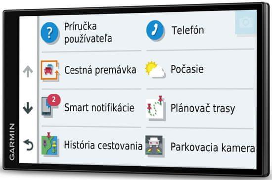Garmin nawigacja samochodowa DriveSmart 65 MT-S EU (45 krajów)
