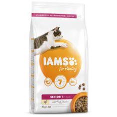 IAMS hrana za mačke Cat Senior Chicken 2 kg