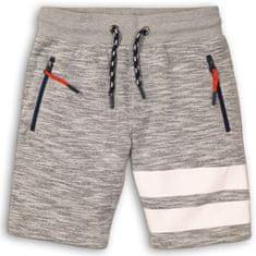 Minoti kratke hlače za dječake, 122, sive